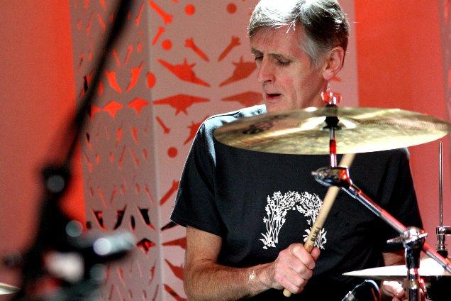 Dingle - December 12 2005 - Eamon on Drums