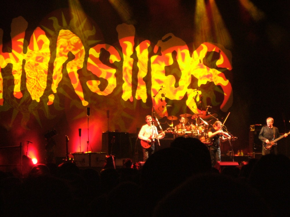 Horslips at the o2 Dec5 2009