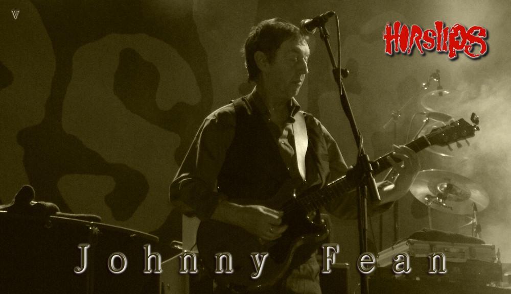 Johnny, December 2010, the o2