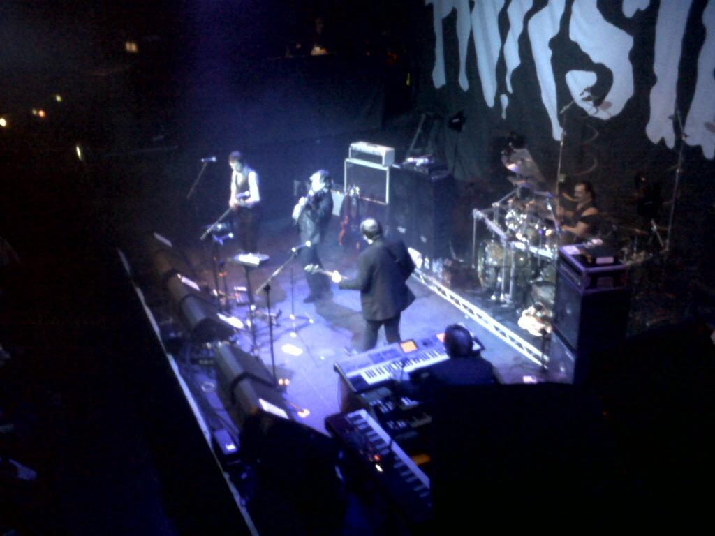 Glasgow 18 Jan 11
