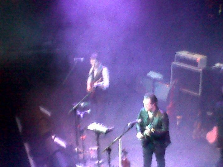 Glasgow 2011 Johnny & Charles
