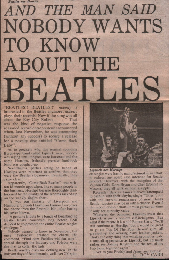 NME 19760424