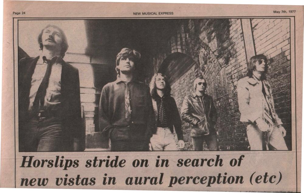 NME 19770507A