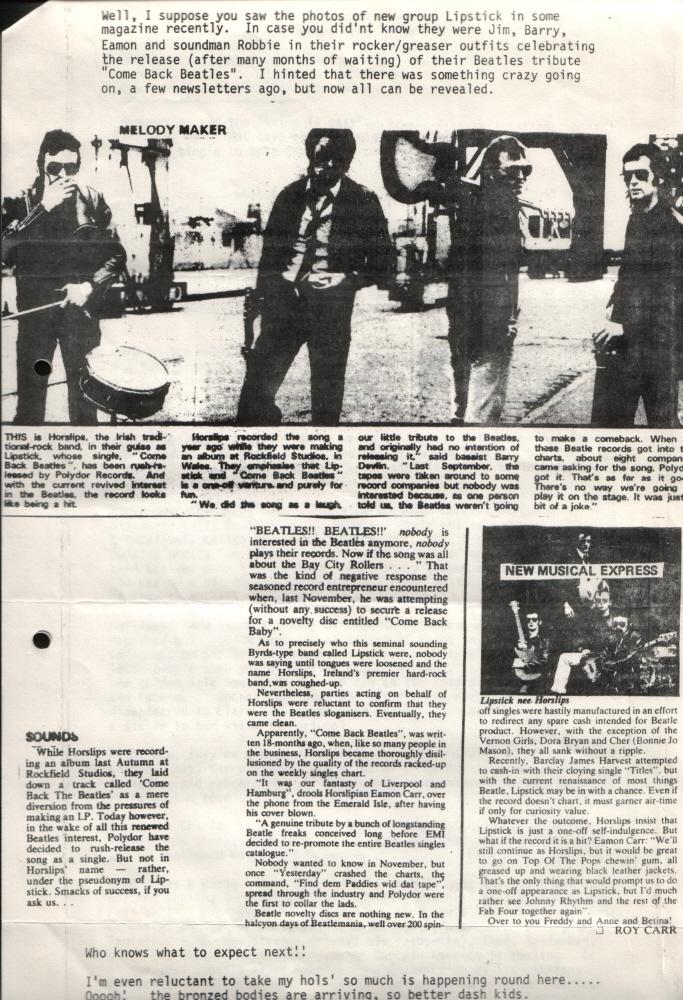 Newsletter 197607B