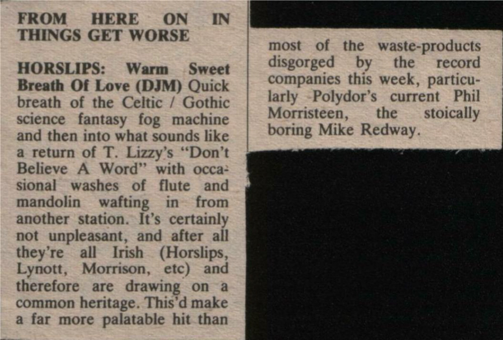 NME 19770326