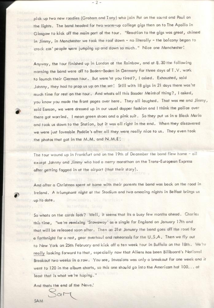 Newsletter 197801B