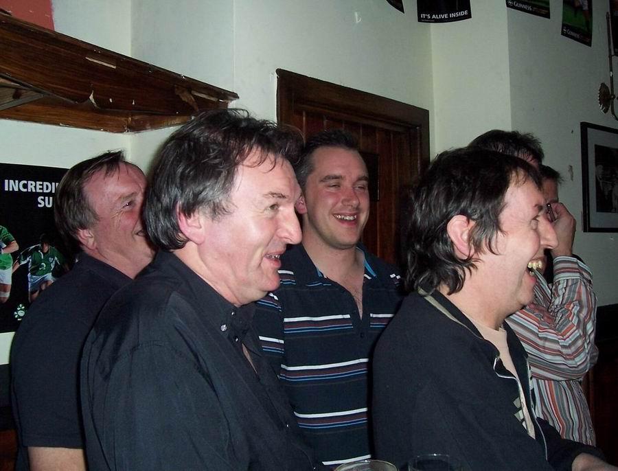 Niall and Horslips